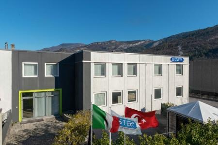 SERBATOI GPL - STEP ITALIA